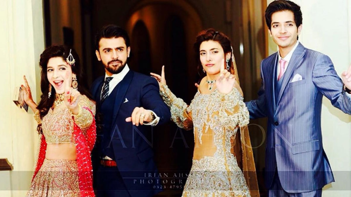 Meet Sister In Laws Of Pakistani Celebrities Health Fashion