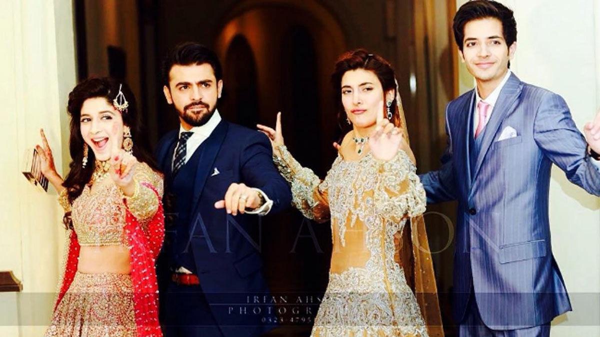 Wedding Dresses For Brides Sister In Pakistan 2017 | Saddha