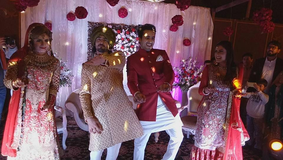 Check Out Faraz Farooqui's wedding pictures – Health Fashion
