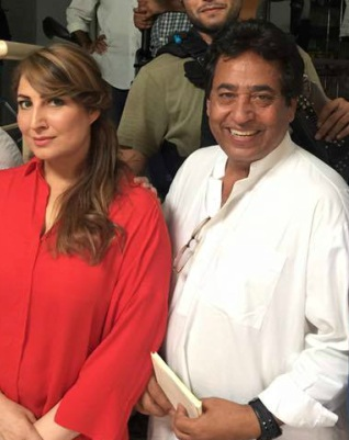 Of Saima As We All Know Syed Noor Cast In His Films But This Time Decide To Give Chance Young Actress Which Might Heart
