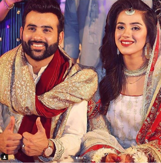 A Man Asks His Wife A Question About Their Son But Is: Actor Faizan Sheikh Son Of Famous Actress Married To