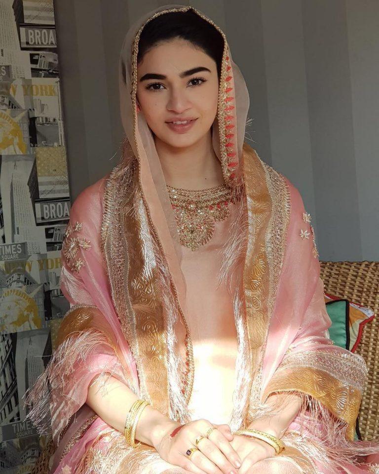 Bold And Beautiful Saheefa Jabbar's More Wedding Clicks