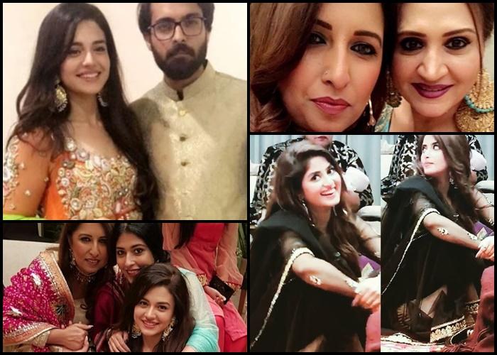 Mehndi Ceremony Zara : Sangeet ceremony of zara noor abbas u health fashion
