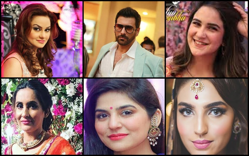Pakistani Celebrities Who Are Step Siblings In Real Life But