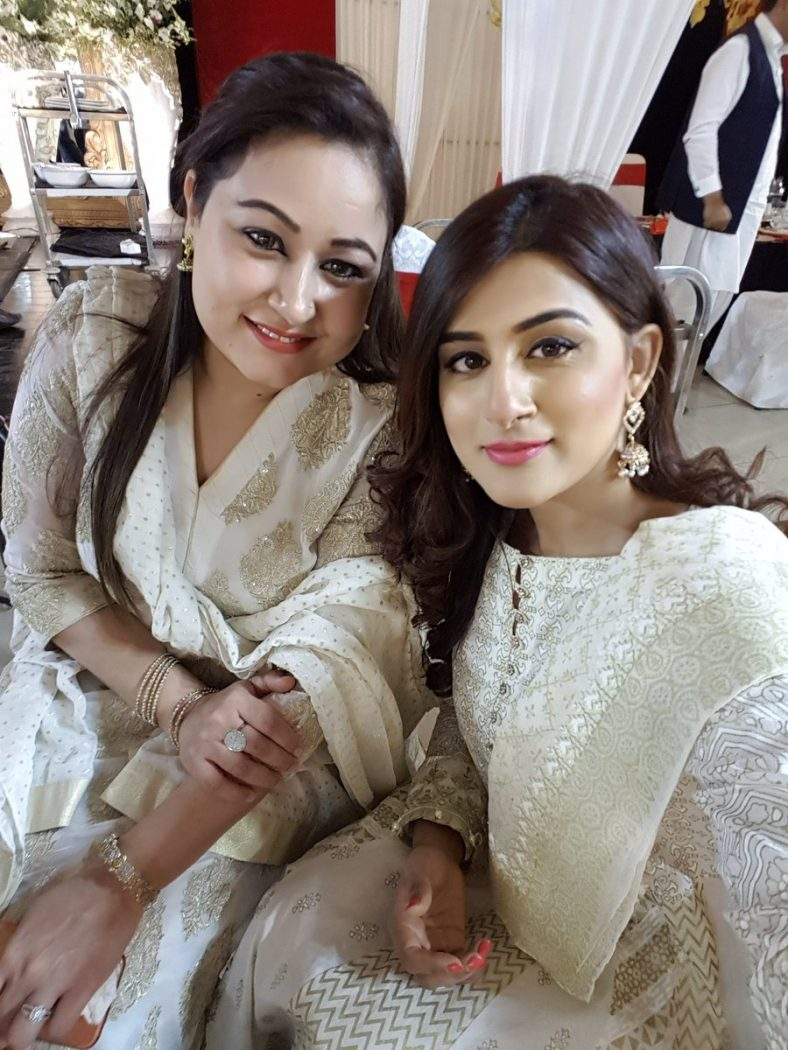 Sana Mirza Got Married To Jawad Check Out Wedding Pictures