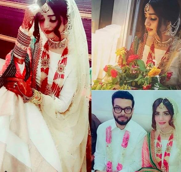 Anum Fayaz 's Complete Wedding Pictures