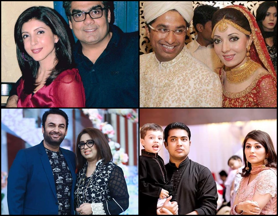 Famous Females Who Are Married To Those Who Work In Media