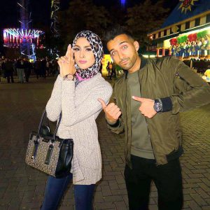 Shaam Idrees Got Engaged To Queen Froggy – Health Fashion