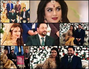 Reception ceremony Pictures of Aamir Liaquat – Health Fashion