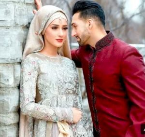 Queen Froggy And Sham Idrees's Exclusive Pictures After Their Nikkah