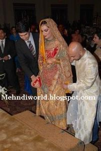 Tahira Syed Daughter Wedding Photos