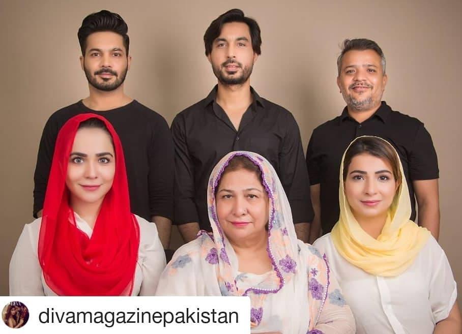 Meet Family Of Humaima Malik , Feroze Khan And Dua Malik – Health ...