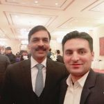 Reception Pictures Of Hamid Mir's Son Held In Islamabad